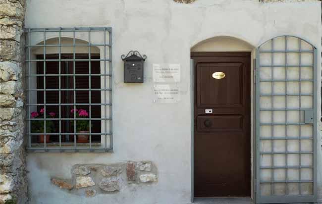 Studio Lazzari Sant'Oreste esterno