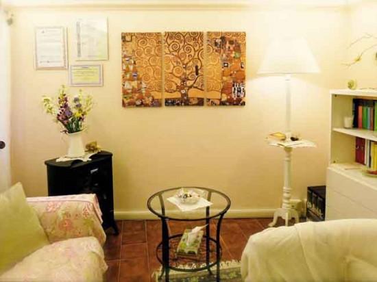Studio Lazzari Sant'Oreste interno